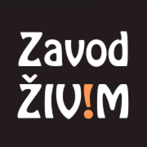 zavod ŽIV!M logo